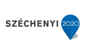 Széchenyi 2020 pályázat logo